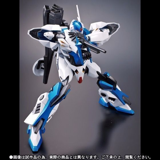 Armor Plus SG Teknoman SOL TEKKAMAN UNIT 2 Action Figure BANDAI from Japan_2