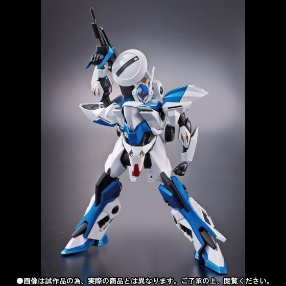 Armor Plus SG Teknoman SOL TEKKAMAN UNIT 2 Action Figure BANDAI from Japan_5