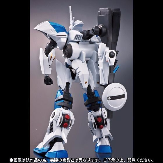 Armor Plus SG Teknoman SOL TEKKAMAN UNIT 2 Action Figure BANDAI from Japan_7