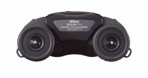 Nikon Binoculars ACULON T11 8-24x25 Porro Prism Black from Japan_3