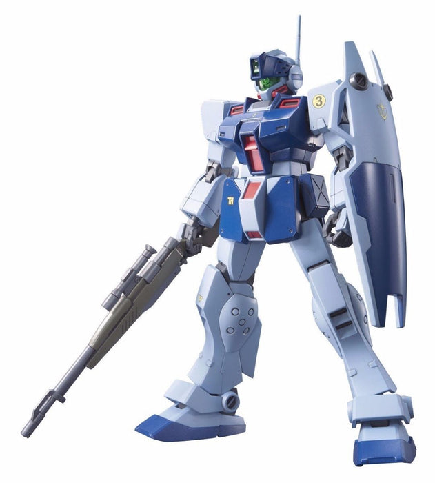 BANDAI HGUC 1/144 RGM-79SP GM SNIPER II Plastic Model Kit Gundam 0080 from Japan_2