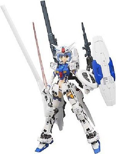 Armor Girls Project MS GIRL GP-03 STAMEN Action Figure BANDAI TAMASHII NATIONS_1