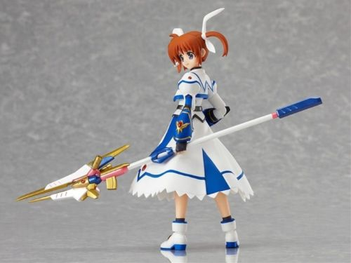 figma 159 Magical Girl Lyrical Nanoha The MOVIE 2nd Nanoha Takamachi Sacred Mode_3