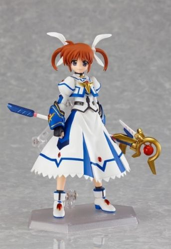 figma 159 Magical Girl Lyrical Nanoha The MOVIE 2nd Nanoha Takamachi Sacred Mode_5