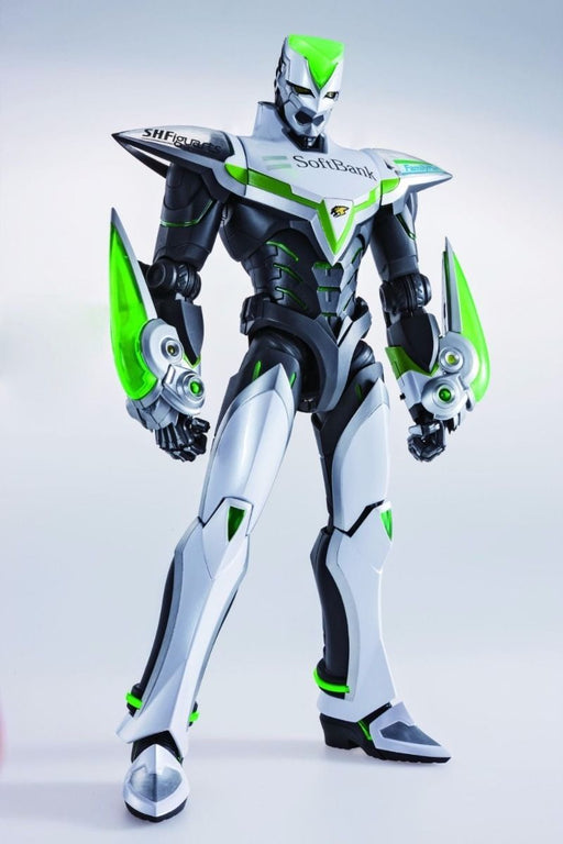 "12""PM Tiger & Bunny WILD TIGER 12 inch Action Figure BANDAI TAMASHII NATIONS_2"