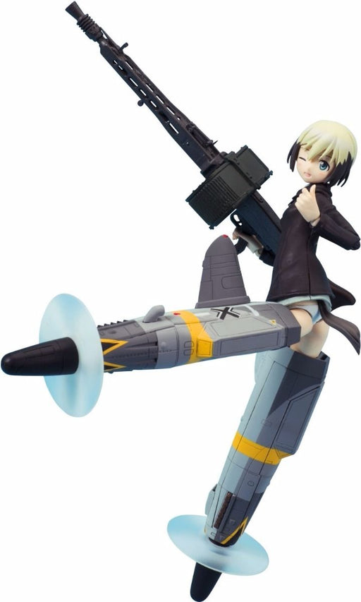 Armor Girls Project Strike Witches ERICA HARTMANN Action Figure BANDAI Japan_1