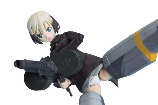 Armor Girls Project Strike Witches ERICA HARTMANN Action Figure BANDAI Japan_2