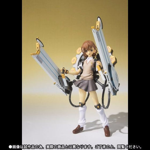 Armor Girls Project These days of Musumecha MIKOTO MISAKA PVC Figure BANDAI_1