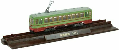 Tomytec The Railway Collection Tobu Nikko Tram Line Type 100 (#101)_1