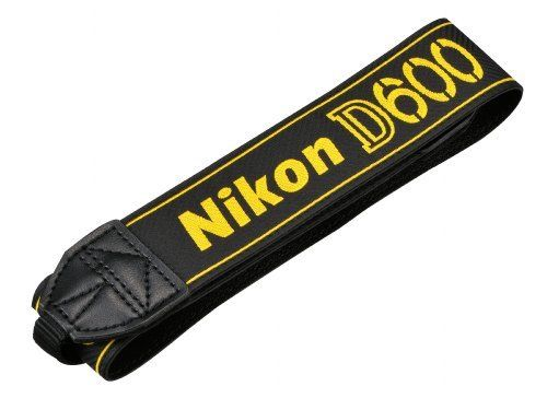 Nikon AN-DC8  Camera Strap NEW from Japan_1