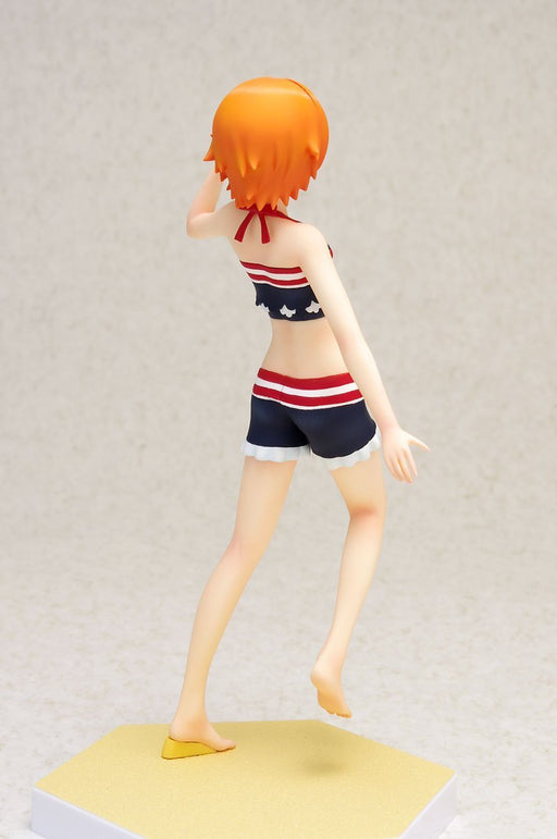 WAVE BEACH QUEEN Natsuiro Kiseki Natsumi Aizawa 1/10 Scale Figure NEW from Japan_2