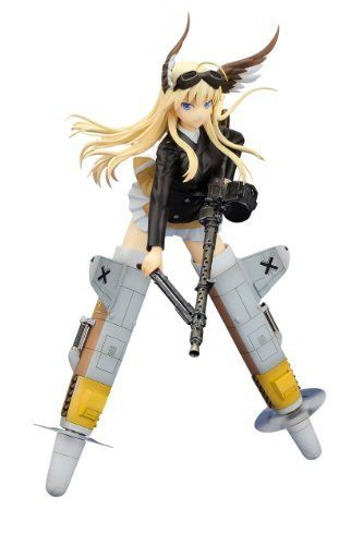 ALTER Strike Witches 2 HANNA-JUSTINA MARSEILLE 1/8 PVC Figure NEW Japan F/S_1