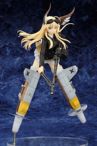 ALTER Strike Witches 2 HANNA-JUSTINA MARSEILLE 1/8 PVC Figure NEW Japan F/S_2