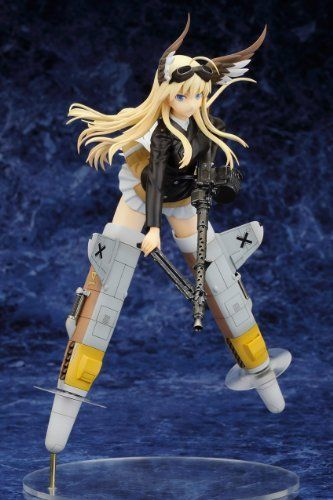 ALTER Strike Witches 2 HANNA-JUSTINA MARSEILLE 1/8 PVC Figure NEW Japan F/S_3