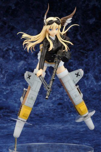 ALTER Strike Witches 2 HANNA-JUSTINA MARSEILLE 1/8 PVC Figure NEW Japan F/S_4