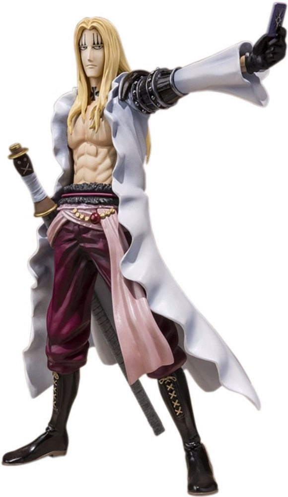 Figuarts ZERO One Piece BASIL HAWKINS PVC Figure BANDAI TAMASHII NATIONS Japan_1