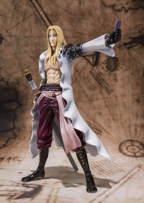 Figuarts ZERO One Piece BASIL HAWKINS PVC Figure BANDAI TAMASHII NATIONS Japan_2
