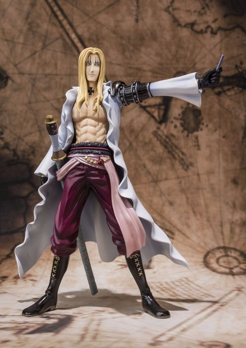 Figuarts ZERO One Piece BASIL HAWKINS PVC Figure BANDAI TAMASHII NATIONS Japan_3
