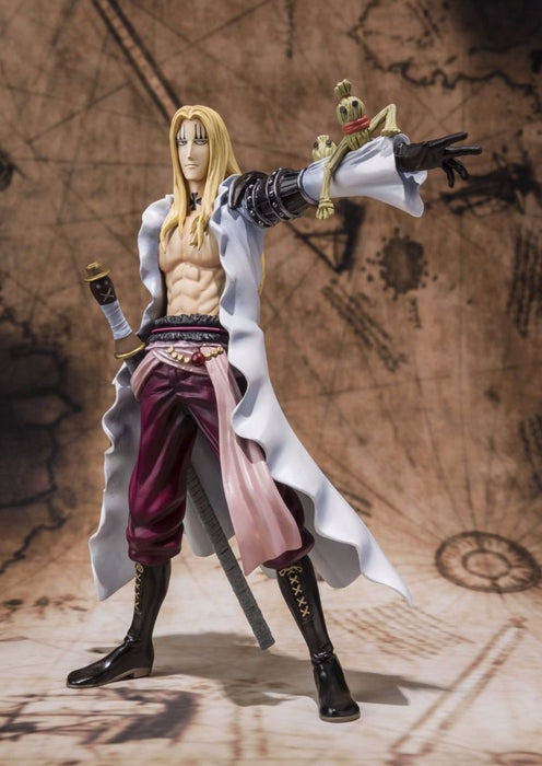 Figuarts ZERO One Piece BASIL HAWKINS PVC Figure BANDAI TAMASHII NATIONS Japan_5