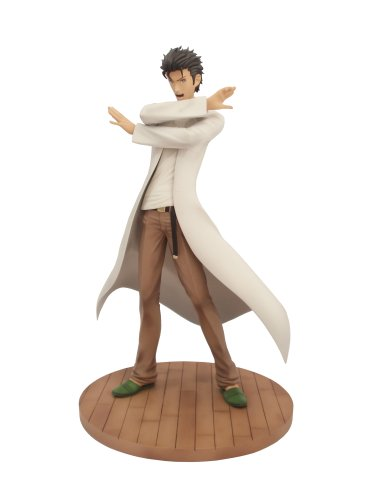 Plum Steins;Gate Okabe Rintaro Scale Figure from Japan_1