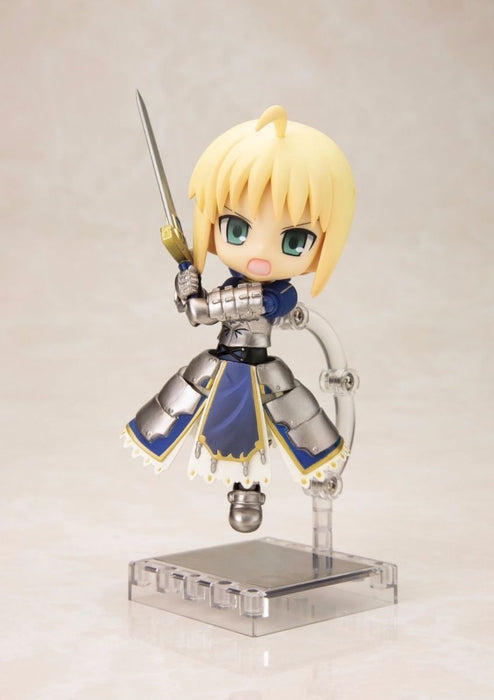 Cu-poche Fate/stay night SABER Figure KOTOBUKIYA NEW from Japan_3