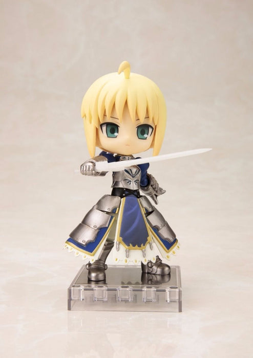 Cu-poche Fate/stay night SABER Figure KOTOBUKIYA NEW from Japan_5