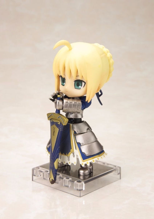 Cu-poche Fate/stay night SABER Figure KOTOBUKIYA NEW from Japan_6