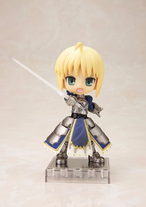 Cu-poche Fate/stay night SABER Figure KOTOBUKIYA NEW from Japan_8