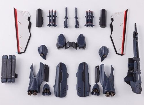 DX CHOGOKIN ARMORED PARTS for VF-171EX NIGHTMARE PLUS BANDAI TAMASHII NATIONS_1