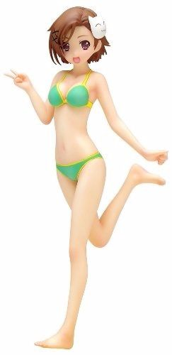 WAVE BEACH QUEENS Accel World Chiyuri Kurashima 1/10 Scale Figure NEW from Japan_1