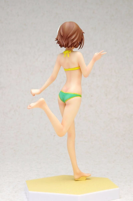 WAVE BEACH QUEENS Accel World Chiyuri Kurashima 1/10 Scale Figure NEW from Japan_3