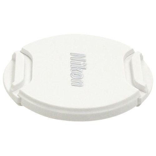 Nikon LC-N55 White Front Lens Cap NEW from Japan_1