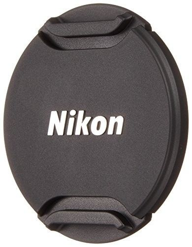 Nikon  LC-N52 Black Front Lens Cap NEW from Japan_1