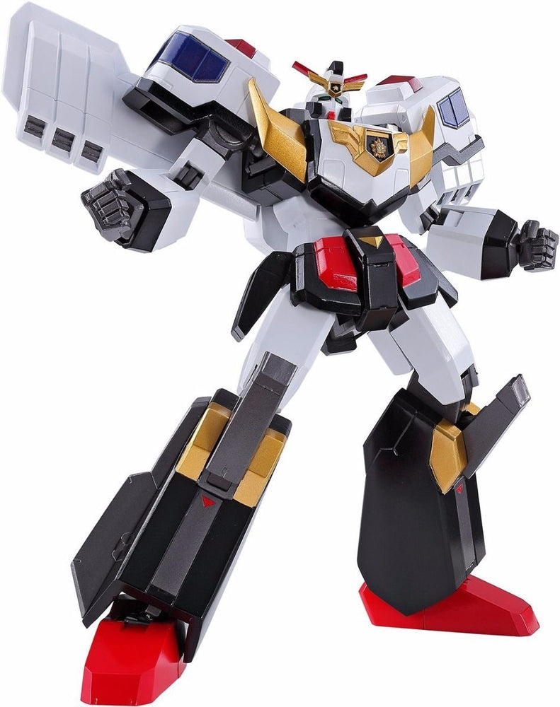 Super Robot Chogokin Brave Police J-DECKER Action Figure BANDAI from Japan_1