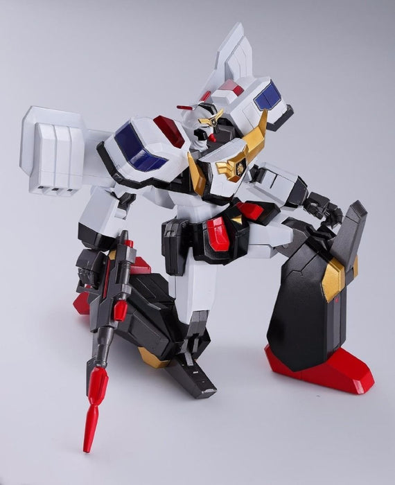 Super Robot Chogokin Brave Police J-DECKER Action Figure BANDAI from Japan_7