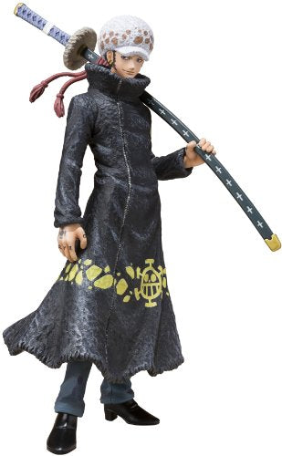 Figuarts ZERO One Piece TRAFALGAR LAW SEVEN WARLORDS OF THE SEA Ver BANDAI Japan_1