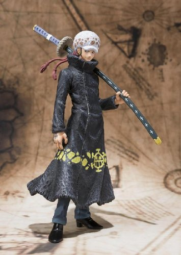 Figuarts ZERO One Piece TRAFALGAR LAW SEVEN WARLORDS OF THE SEA Ver BANDAI Japan_2