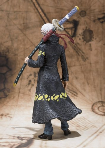 Figuarts ZERO One Piece TRAFALGAR LAW SEVEN WARLORDS OF THE SEA Ver BANDAI Japan_4