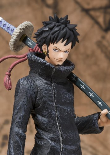 Figuarts ZERO One Piece TRAFALGAR LAW SEVEN WARLORDS OF THE SEA Ver BANDAI Japan_5