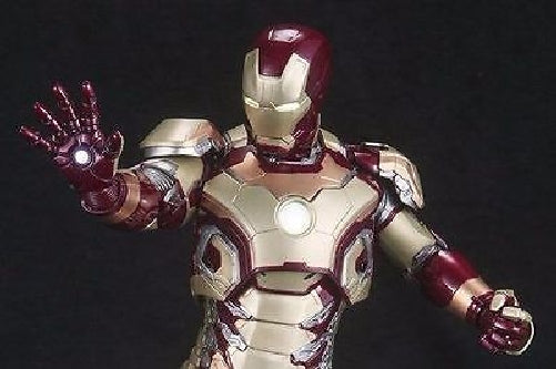 ARTFX IRON MAN MARK 42 XLII 1/6 PVC Figure KOTOBUKIYA NEW from Japan_2