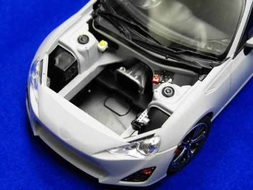 Aoshima The Best Car GT TOYOTA 86 '12 w/Engine Plastic Model Kit from Japan_5