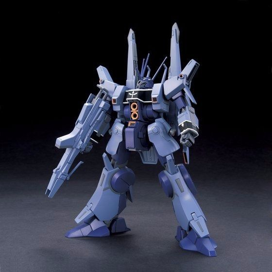 BANDAI HGUC 1/144 DOVEN WOLF UNICORN Ver Plastic Model Kit Mobile Suit Gundam UC_2