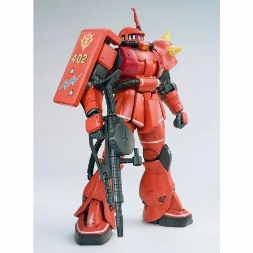 BANDAI MG 1/100 MS-06S ZAKU II JOHNNY RIDDEN'S CUSTOM Plastic Model Kit Gundam_2