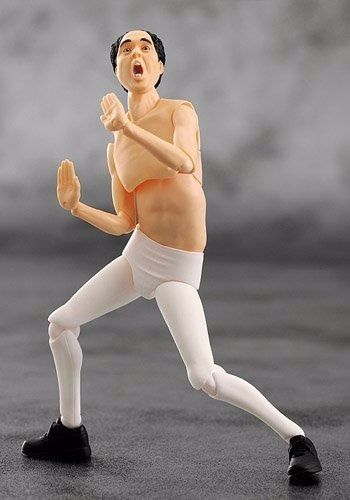 figma EX-013 Egashira 2:50 White Tights ver. Figure FREEing NEW from Japan_3