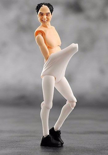 figma EX-013 Egashira 2:50 White Tights ver. Figure FREEing NEW from Japan_5