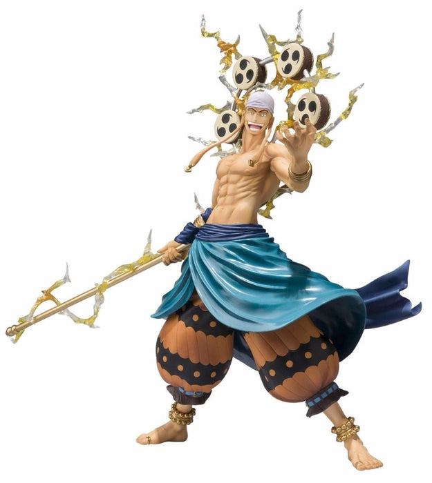 Figuarts ZERO One Piece ENEL PVC Figure BANDAI TAMASHII NATIONS from Japan_1