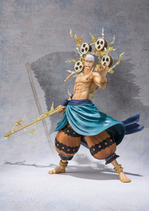 Figuarts ZERO One Piece ENEL PVC Figure BANDAI TAMASHII NATIONS from Japan_2