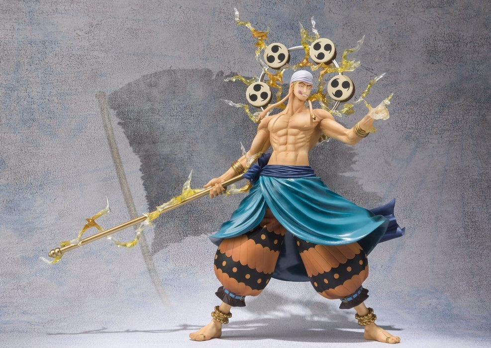 Figuarts ZERO One Piece ENEL PVC Figure BANDAI TAMASHII NATIONS from Japan_3