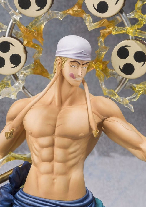 Figuarts ZERO One Piece ENEL PVC Figure BANDAI TAMASHII NATIONS from Japan_4