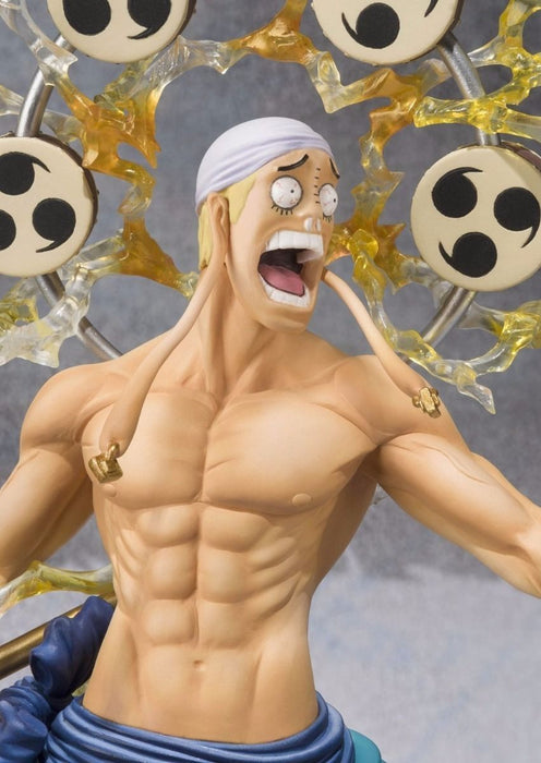 Figuarts ZERO One Piece ENEL PVC Figure BANDAI TAMASHII NATIONS from Japan_5